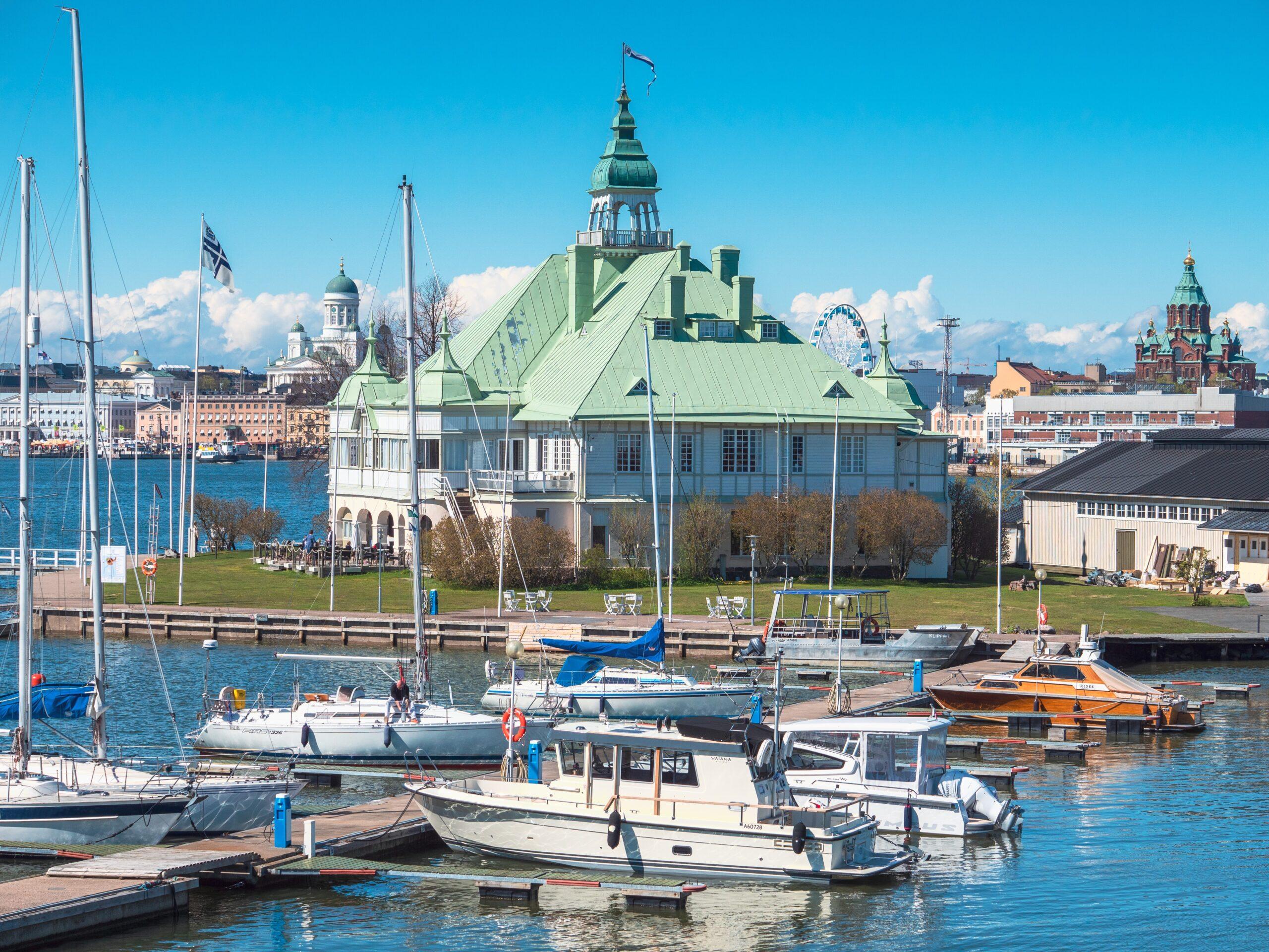 Helsinki haven